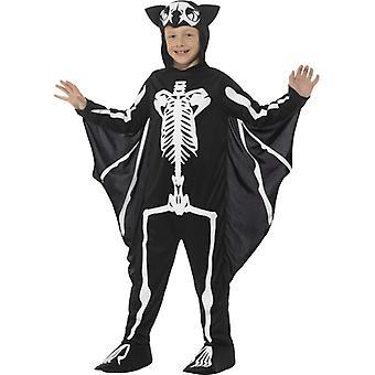 Νυχτερίδα σκελετός κοστούμι