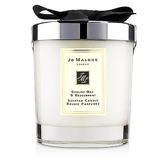 جو مالون البلوط الإنكليزي & بالكشمش المعطرة شمعة 200 جرام/6.3 أوقية