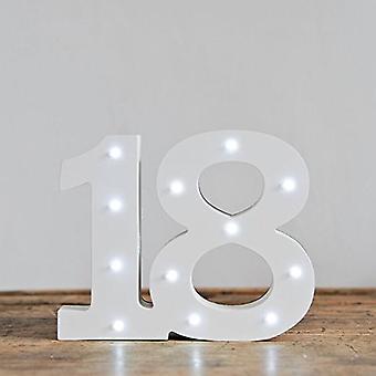 De brief van de LED - verlichting Yesbox brief nummer 18