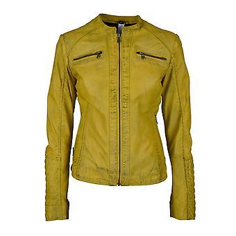 Women's leather jacket Julia