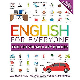 English for Everyone - English Vocabulary Builder by DK - 978146546483