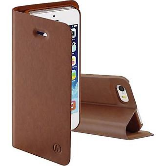 Hama Guard geval Pro Flip Case iPhone 5, iPhone 5S, iPhone SE Brown