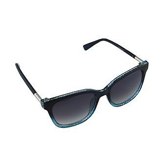 Solbriller UV 400 Wayfarer glitter blå 2614_32614_3