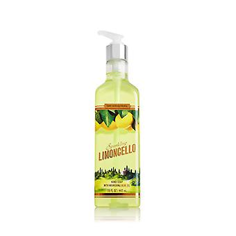 Bath & Body Works Sparkling Limoncello Hand Soap With Olive Oil 15.5 oz / 458 ml (2 Pack)