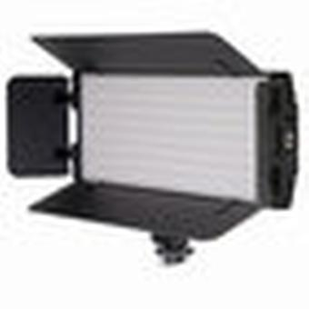 BRESSER PT 30B -II LED Bi-Color Set mit Ventilset, Batterien, Netzteil, Fernbedienung und Tasche