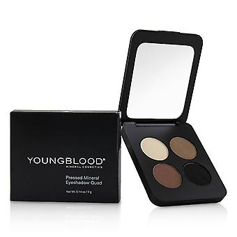 Youngblood Pressed Mineral Eyeshadow Quad - Desert Dreams 4g/0.14oz