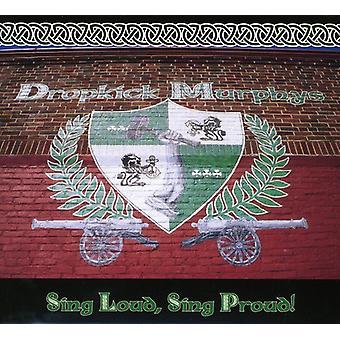 Dropkick Murphys - Sing Loud Sing Proud! [CD] USA import