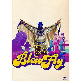 Weird World of Blowfly [DVD] USA import