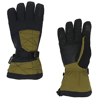 Spyder OVERWEB Gore-tex PrimaLoft mäns Ski Handskar
