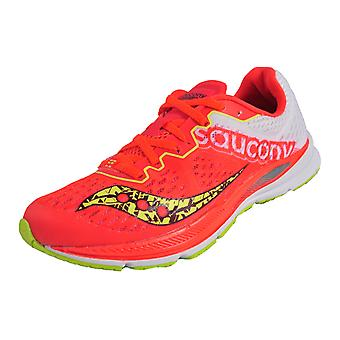 Saucony Fastwitch koraal/citron