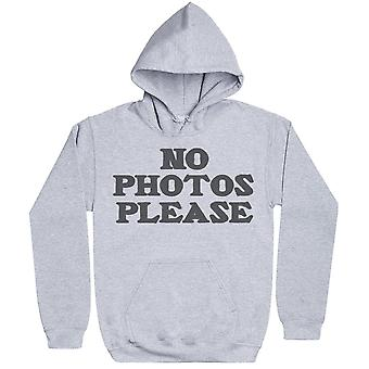 لا صور من فضلك - Mens Hoodie