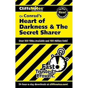 Mitt i mörkret, och, Secret Sharer: Cliffs Notes