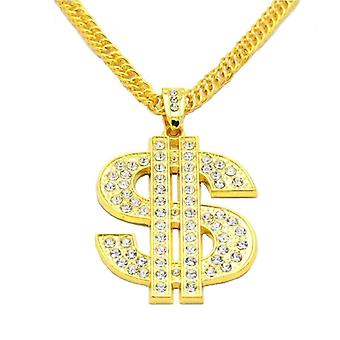 Necklace-Dollar Sign