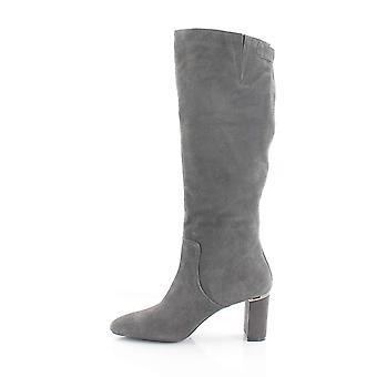 Alfani femei Nessii piele închis Toe genunchi High Fashion cizme