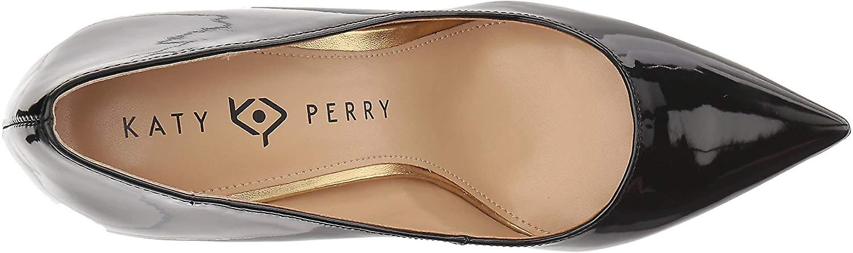 Katy Perry Women's The Memphis Pump, Black, 5 M Medium US