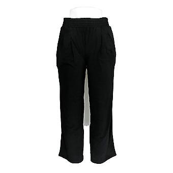 Jeder Frauen's Petite Hose XXSP gemütlich stricken schwarz A347173