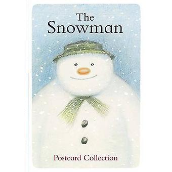 Postkarten vom Schneemann und dem Schneehund von Raymond Briggs