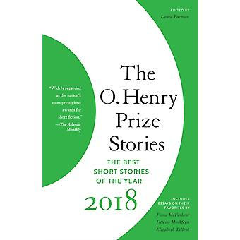 O. Henry Prize Stories 2018 by Laura Furman