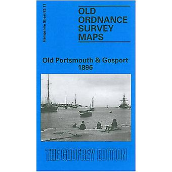 Old Portsmouth and Gosport 1896  Hampshire Sheet 83.11 by Sarah Quail