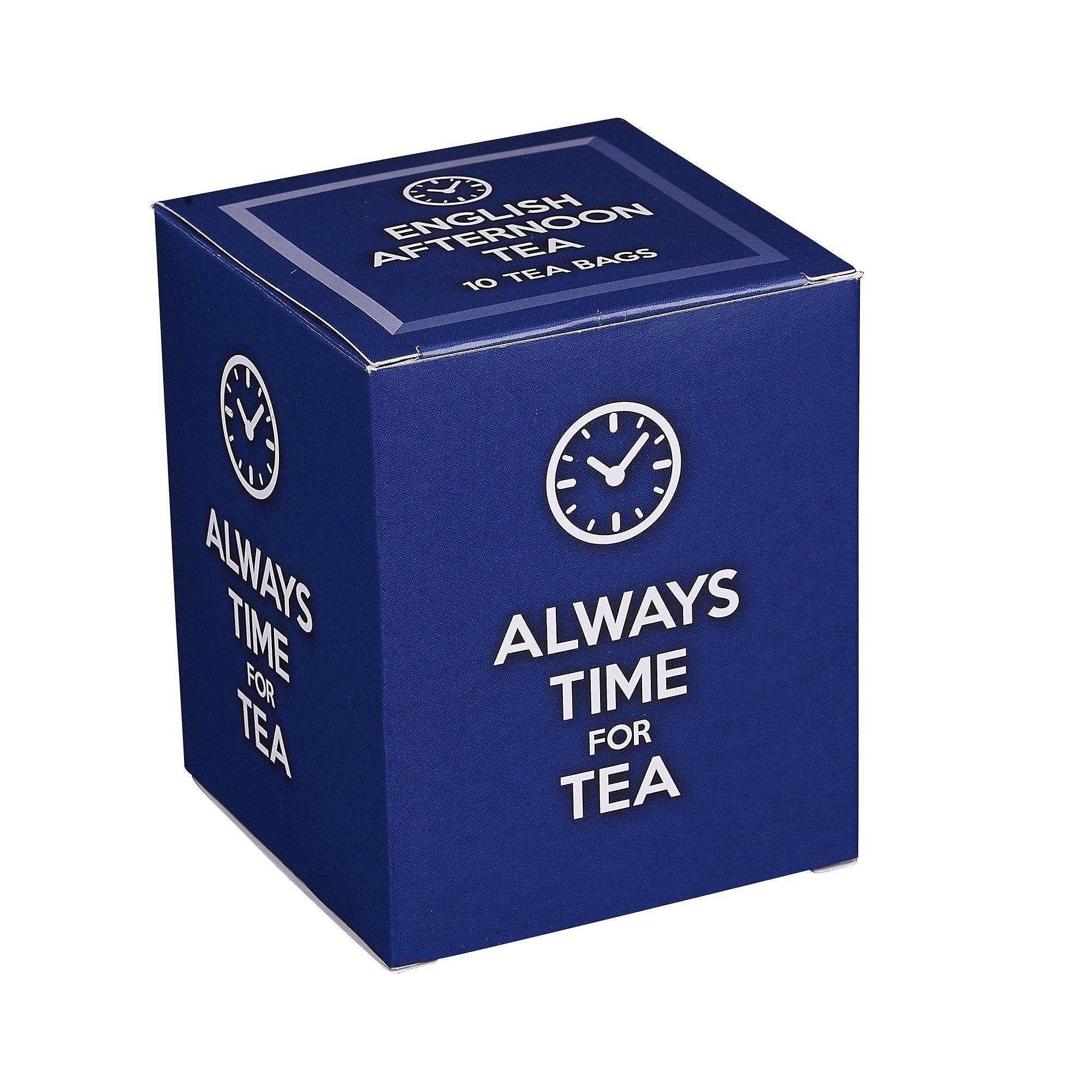 New english teas always time for tea carton 10 teabags
