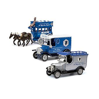 Ford Model T Queen`s Diamond Jubilee (Van) 3 Piece Souvenir Set