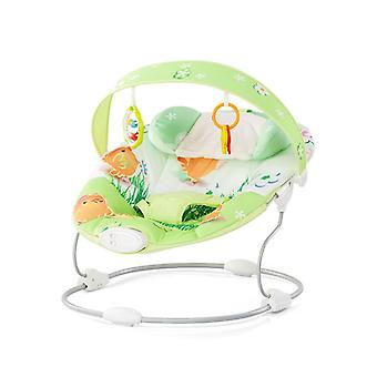 Chipolino baby rocker party chick music function and vibration, soft pillow