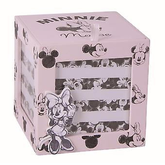 Cubotto Box with Minnie Photo Holder