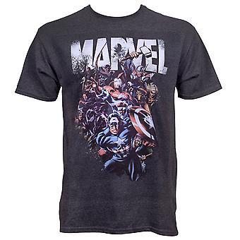 Marvel Avengers Grey Tshirt