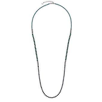 Leonardo Jewels Necklace Sautoir Donna Steel_Stainless Glass 16381