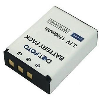 Dot.Foto Rollei CB-170 Replacement Battery - 3.7v / 1700mAh