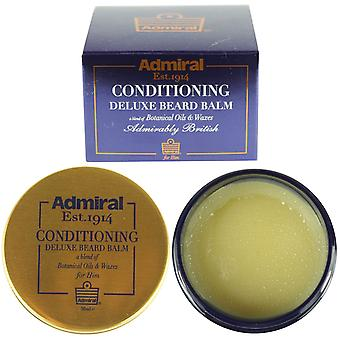 Admiral Deluxe Bartbalsam 50ml