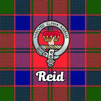 Art2Glass Tartan Clan Coaster - Reid