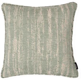 Mcalister textiles texturé saille de canard oeuf de canard coussin bleu