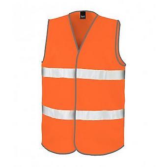 Resultaat volwassenen Unisex Core Automobilist Hi-Vis Vest