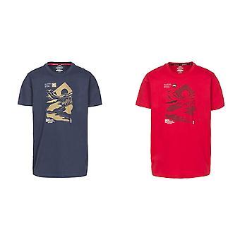 Trespass Mens Landscape T-Shirt