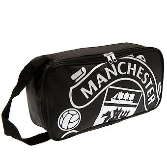 Manchester United FC Grand Crest Boot Bag