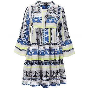 Devotion Embroidered Mini Dress