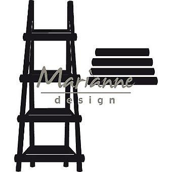 Marianne Design Craftables Leikkausvat - Marleen's Hyllyt CR1463 45,5x111mm