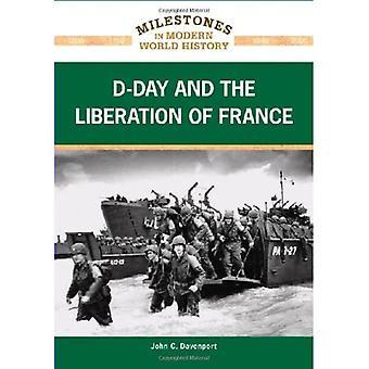 D-Day en de bevrijding van Frankrijk