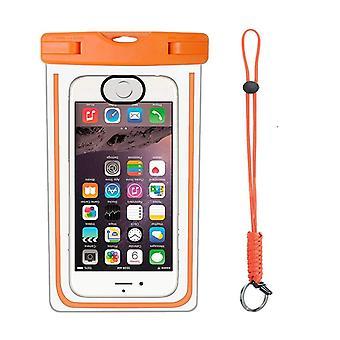 Nepremokavá mobilná taška pre smartfóny - Univerzálna