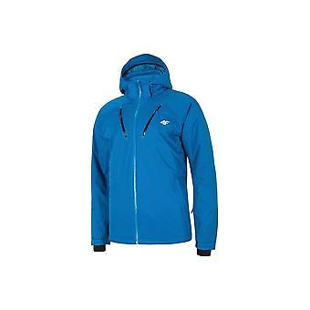 4F KUMN005 H4Z19KUMN005NIEBIESKI universal winter men jackets
