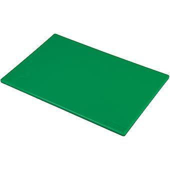 Hygiplas Low Density Green Chopping Boards