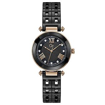 Gc Guess Collection Y66002l2mf Prime Chic Ladies Watch 32 Mm