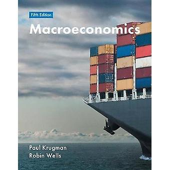 Macroeconomics by Paul Krugman - 9781319181956 Book