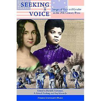 Söker en röst - bilder som ras och kön i 1800-pressen