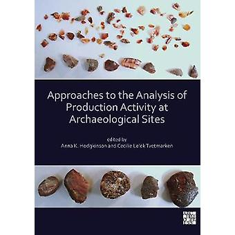 Approaches to the Analysis of Production Activity at Archaeological S