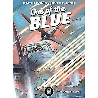 Out of the Blue Volume 2 by Garth Ennis - 9781949028164 Book