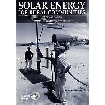 Solar Energy for Rural Communities - The Case of Namibia by Gil Yaron