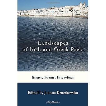 Krajobrazy irlandzkich i greckich poetów: eseje, wiersze, wywiady