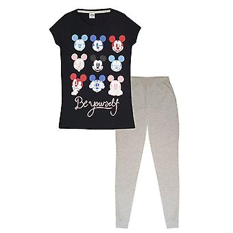 Disney mickey women pyjama set